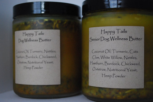 Happy Tails Herbal Dog Wellness Butter