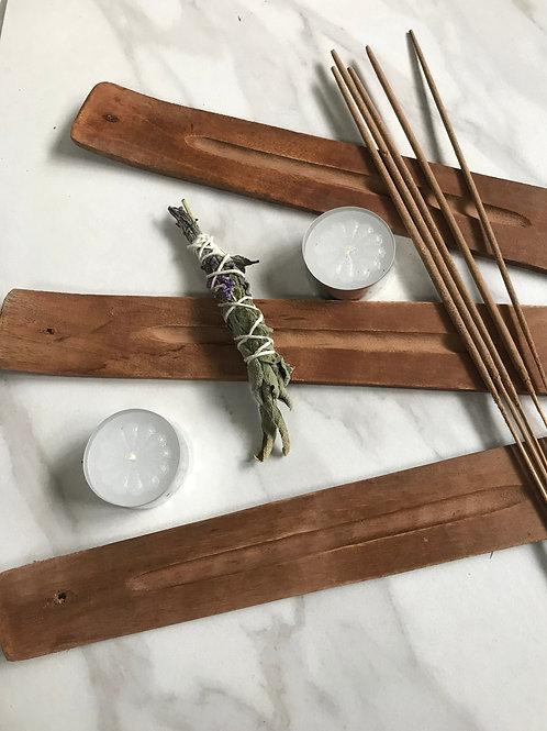 Basic Incense Stick Burner