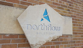 Northflow Solutions Sign