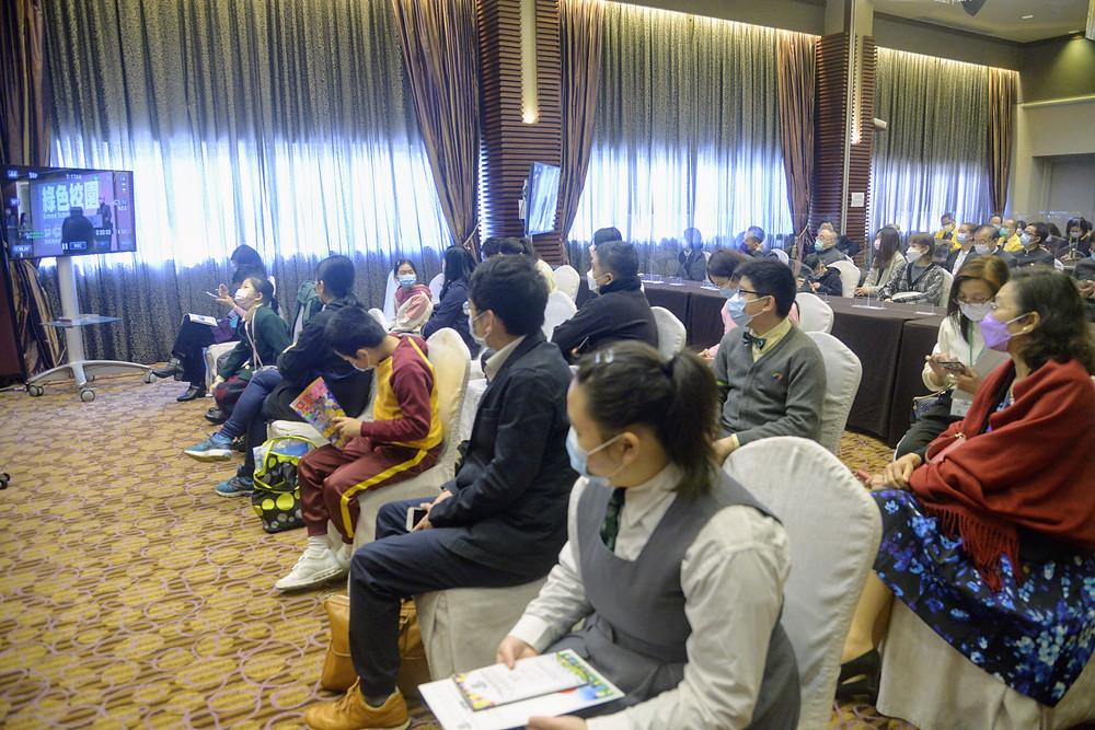 樹賢基金有限公司成立 2 周年紀念環保講座暨頒獎典禮會場嘉賓
