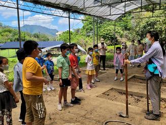 香港有機農耕學習團2021