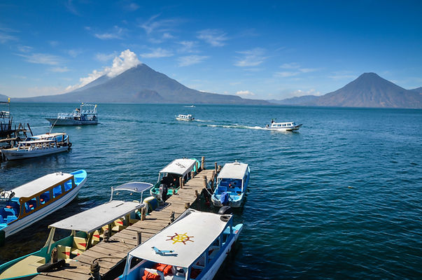 Lago Atitlan Panajachel Guatemala
