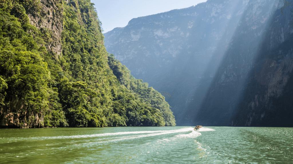 caños-del-sumidero.Tours Chiapas, To