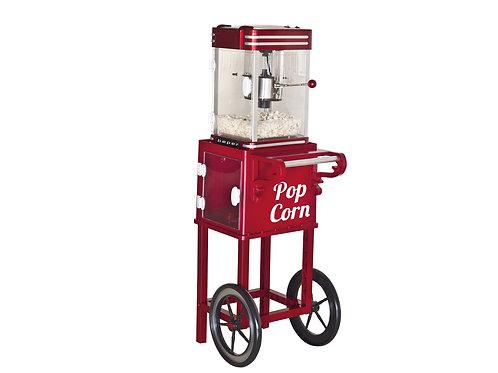 popcorn maker met kar. Beper