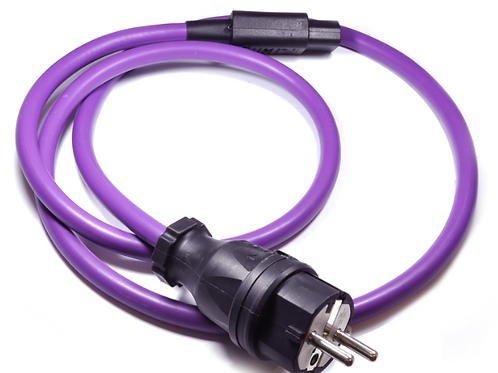 MDP power Cable 1.5 meter Purple Rain