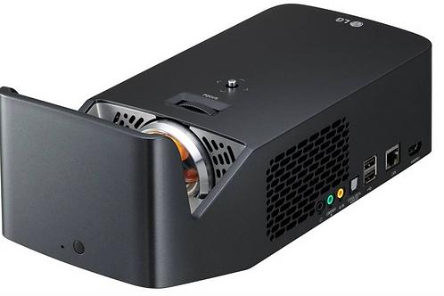 LG PF1000U short throw projector Cine Beam