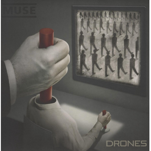2 LP Muze Drones