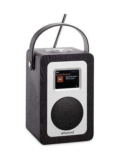 R4B Artsound draagbare radio