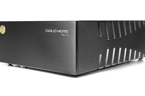 PSU -10 Gold Note voeding voor de PH-10 Phono amplifier