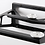 Thumbnail: Rega platenspeler wandplank wit of zwart