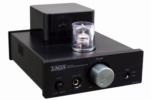 THDA -500T Hoofdtelefoonversterker