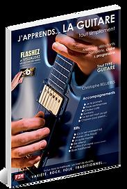 Guitar méthode Bellières F2M editons