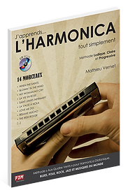 Harmonica Mathieu Vernet