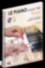 Le PIANO pour les 9/15 ans Christophe Astié