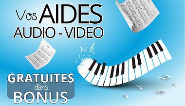 F2M EDITIONS aides audio vidéo