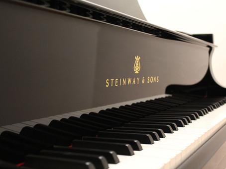 Le piano, l'instrument roi