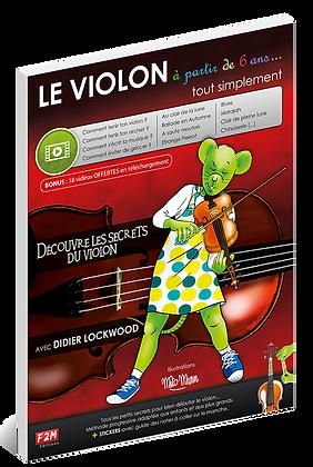 Le Violon à partir de 6 ans Didier Lockwood