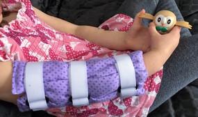 Arm Gaitor Splint - Ultra Thin