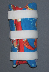 Gaitor Splint With Solid Plastic Stay