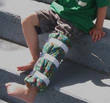 Leg Gaitor Splint