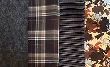 Dark Neutral Fabrics