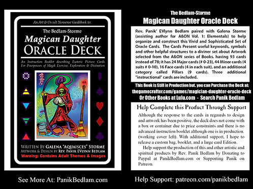 Magician Daughter Oracle Deck