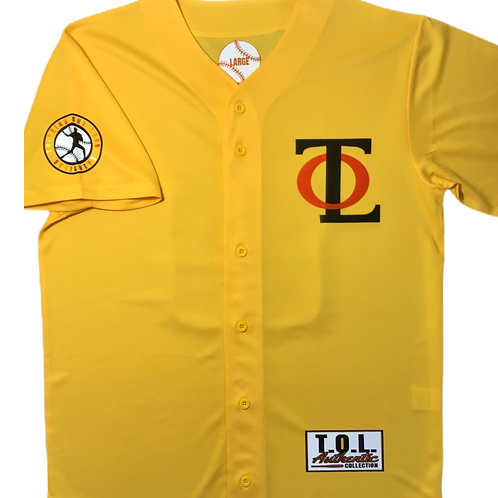 Thinking Out Loud Authentic Jersey