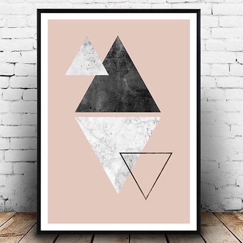 Quadro triangle