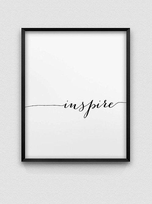Quadro Inspire