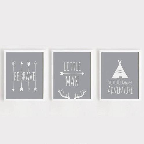 Trio Adventure