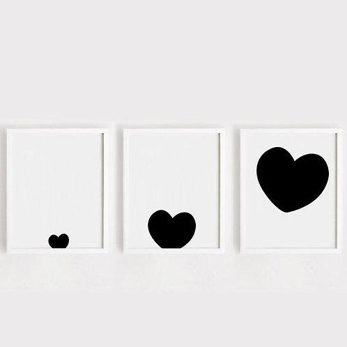 Trio Heart