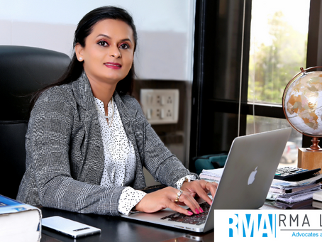 A plush new bigger office at Mumbai for RMA Legal