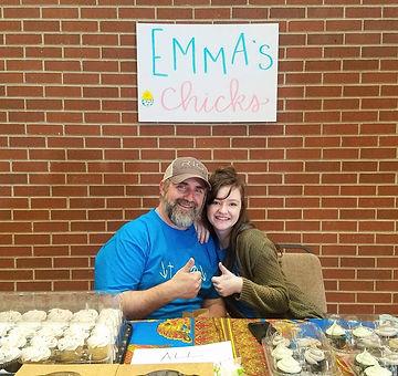 Emma's Chicks.JPG
