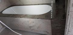 Накладка на ванну