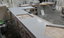 Производство столешницы