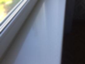 подоконник из акрилового камня в кухню