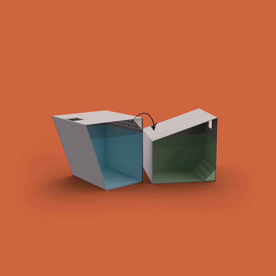 TEA BAG CUPS