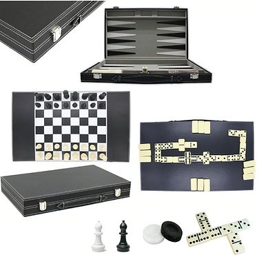 3 in 1 Entertainments Games