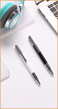 P4 -- USB 2 in 1 Pen Flash Memory
