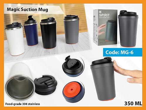 MG-6 -- Suction Mug