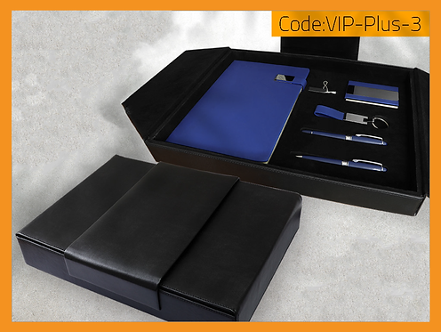 VIP-PLUS-3 Blue -- VIP SET