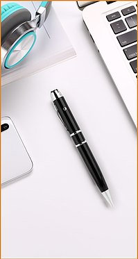 P7 -- USB 3 in 1 Pen Flash Pointer