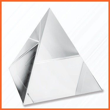 CG.25 -- Crystal Award
