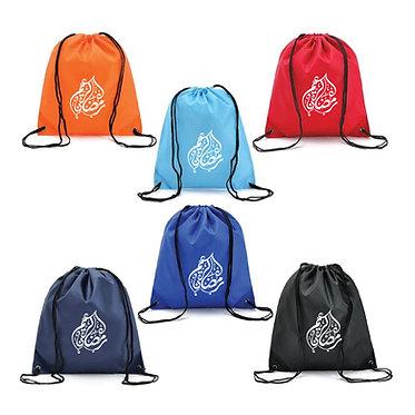 BAG 301 -- Drawstring Bag DL