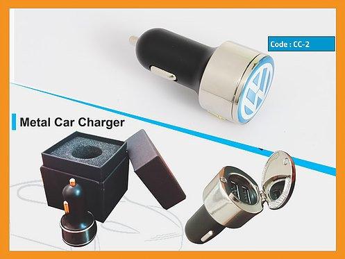 CC-2  -- Metal Car Charger