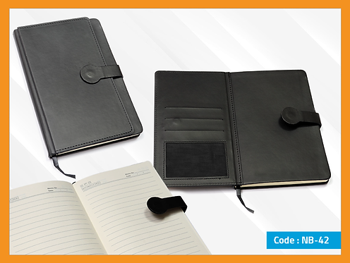 NB-42 -- Leather Notebook