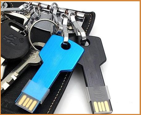 L8 -- Metal Key USB Flash