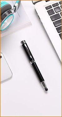 P6 -- USB 2 in 1 Pen Flash Memory