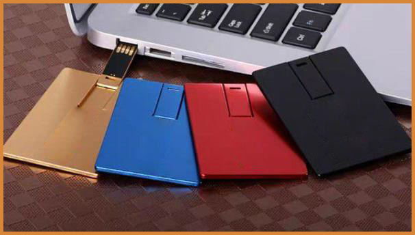 D3 -- Metal USB Card