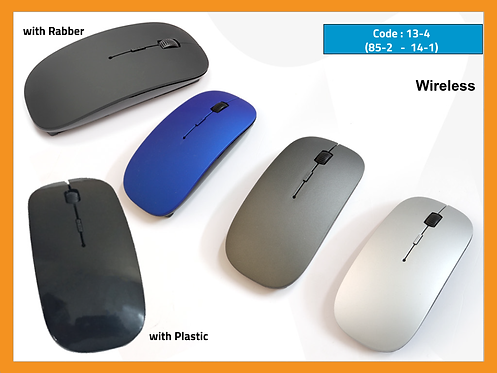 13-4 MOUSE  -- Wireless Mouse